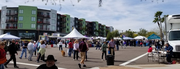 Fountain Hills Festival of The Arts is one of Lugares favoritos de Mindy.