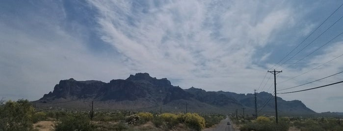Superstition Mountains is one of 🌵.