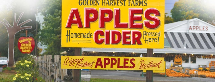 Golden Harvest Farms is one of Upstate.