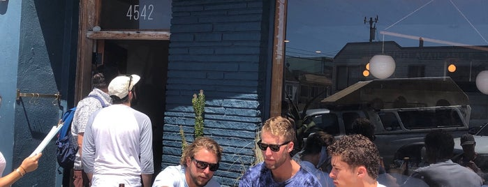 Hook Fish Co is one of 2018 in SF.