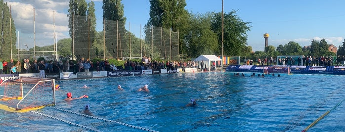 Volksbad Limmer is one of Guide to Hanover's best spots.