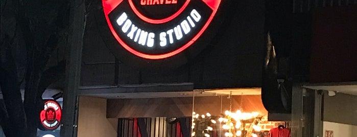 JC Chavez Boxing Studio is one of Jorge'nin Beğendiği Mekanlar.