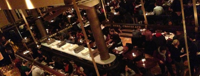 Max Brenner is one of Coffee&co.