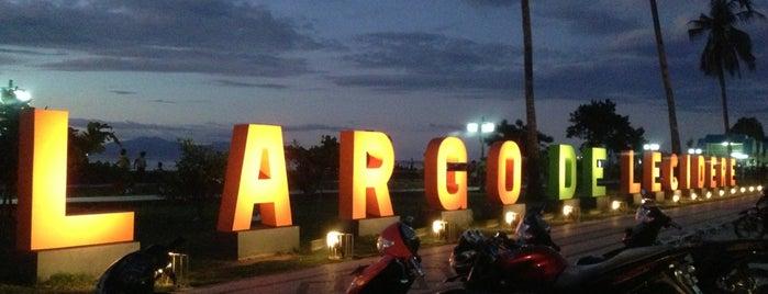 Largo de Lecidere is one of Asia & Oceania.
