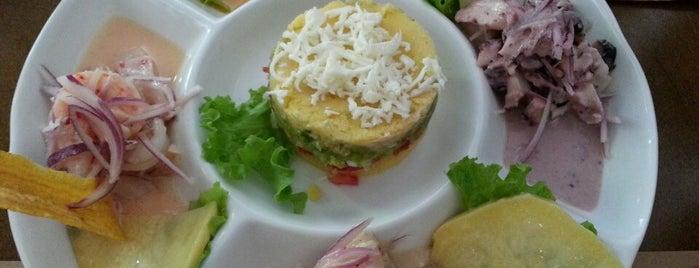 Huaco Restobar Peruano is one of Incríveis Restaurantes de SP.