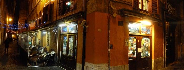 Pizzeria Da Baffetto is one of Rome.