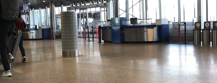 Gate A6 is one of Geneva (GVA) airport venues.