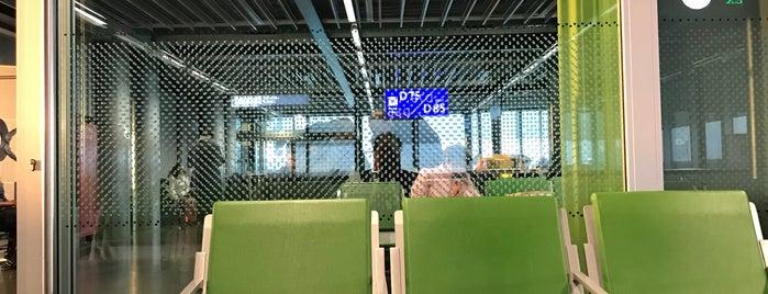 Gate D75 is one of Geneva (GVA) airport venues.
