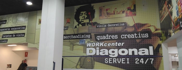 Workcenter is one of My BCN.