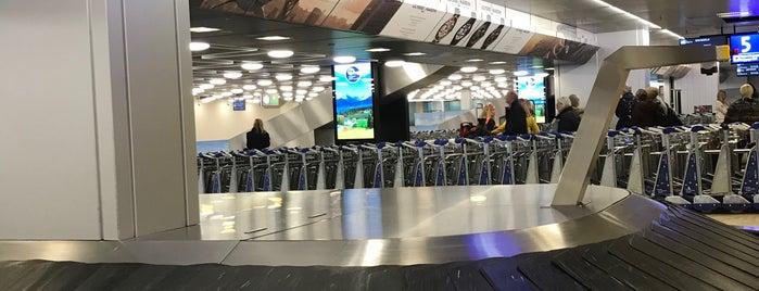 Baggage Claim is one of Geneva (GVA) airport venues.