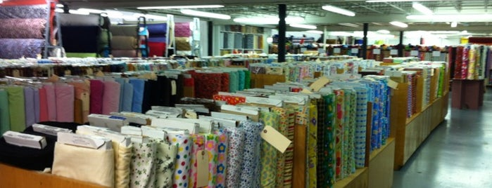 Fabric stores