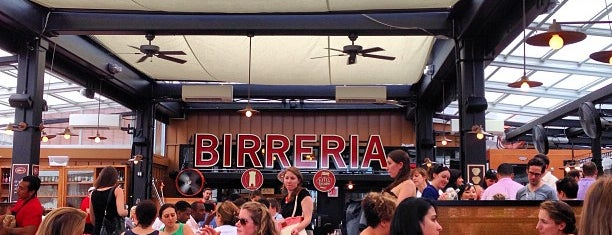 Birreria is one of New York Eats 1.0.