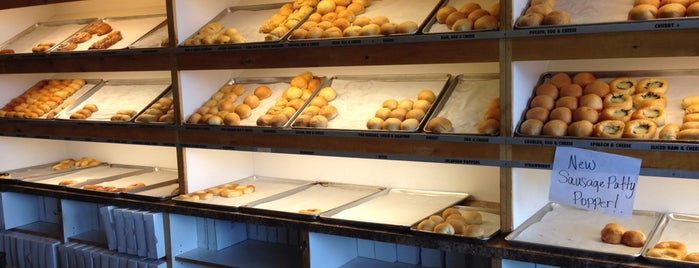 Lone Star Kolaches is one of USA - Austin.
