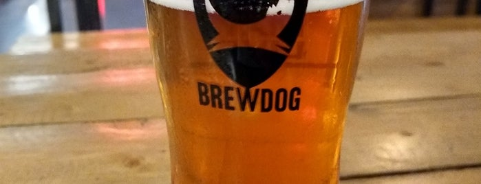BrewDog Budapest is one of Budapest - Craft Beer.