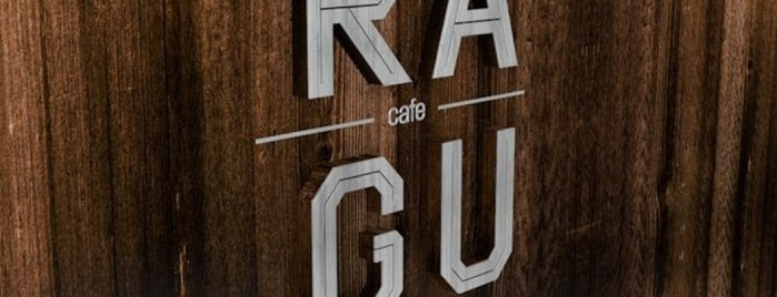 R.A.G.U. cafe is one of Novosibirsk TOP places.