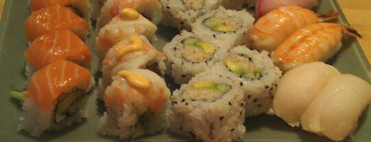 Zen Sushi is one of Wishlist: Dining.