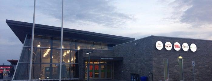 ONroute Service Plaza is one of สถานที่ที่ Fiona ถูกใจ.