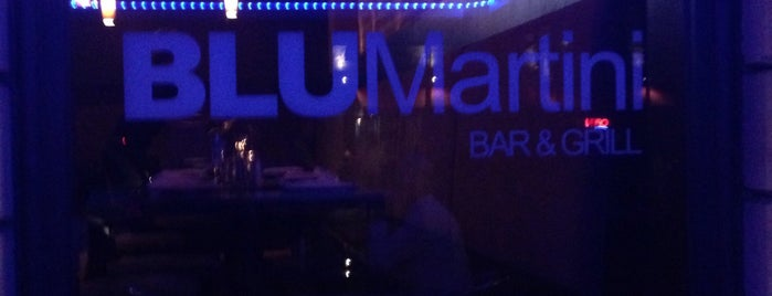 Blu Martini is one of Phoenix 💥💥💥's Liked Places.