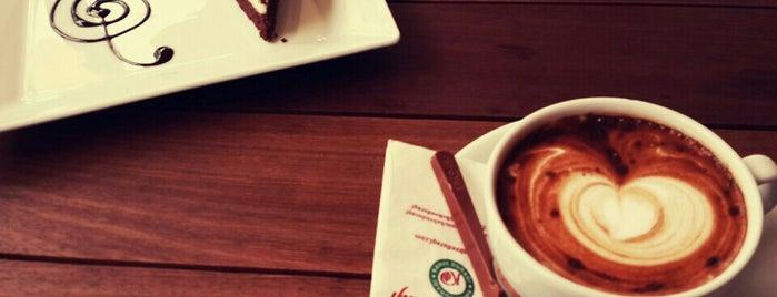 Kahve Durağı is one of Locais curtidos por Levent.