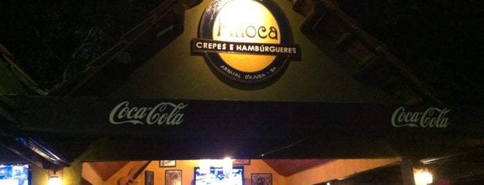 Miloca Crepes e Hamburgues is one of Por Aqui.