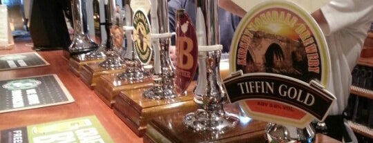 The Tap House is one of The Lancaster Ale Trail.....