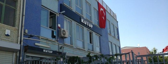 Kutup A.Ş is one of Yunus'un Beğendiği Mekanlar.