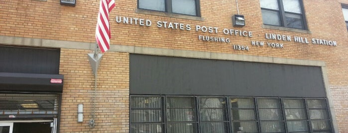 U.S Post Office - Linden Hill Station is one of Meiさんのお気に入りスポット.