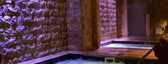 Qua Baths & Spa is one of Vegas.
