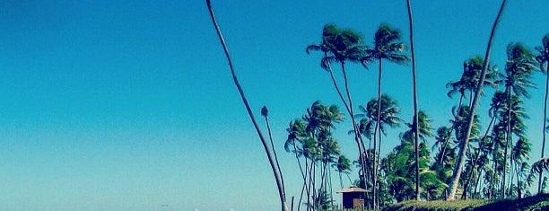 Praia do Forte is one of PRAIA.