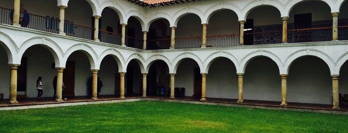 Claustro de San Agustín is one of Idos Bogotá.