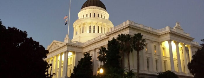 California State Capitol is one of USA Trip 2013.