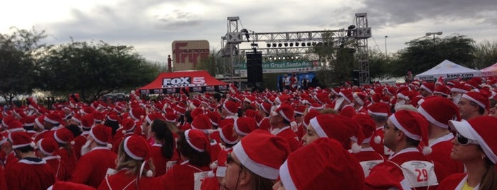 Santa Run 2012 is one of USA Las Vegas.