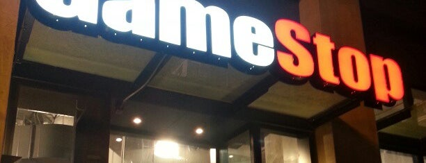 GameStop is one of San Francisco spots.
