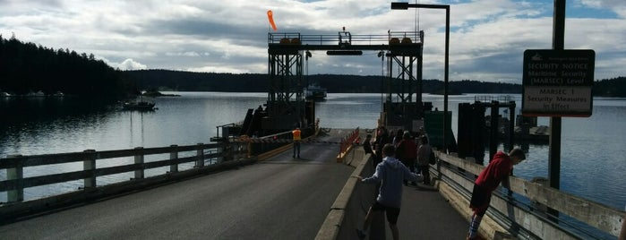 Orcas Island Ferry Terminal is one of Relax, it's Orcas.