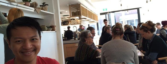 Erskinevilla is one of Sydney Cafes & Brunch spots.