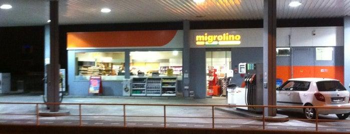 Migrolino Manno is one of Orte, die Andreas gefallen.