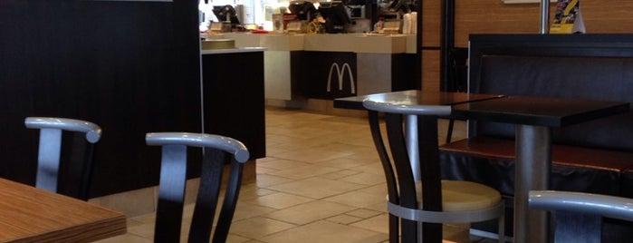 McDonald's is one of Tempat yang Disukai Jus.