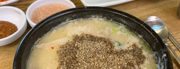 순대실록 is one of Seoul Remix - Best of Best.