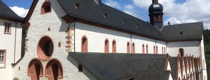 Kloster Eberbach is one of Tempat yang Disukai Johannes.