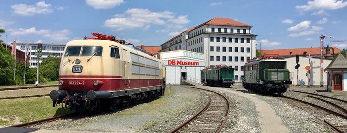 DB Museum is one of Tempat yang Disukai Johannes.