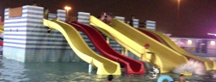 Water Splash is one of Kids In Riyadh.