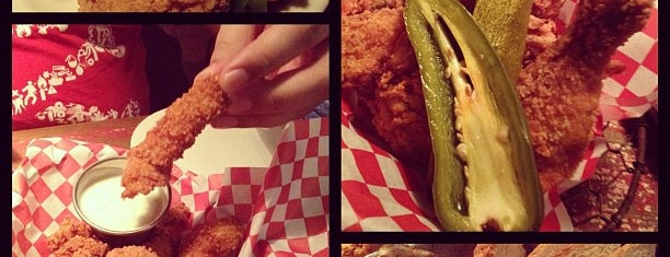 Lucy's Fried Chicken is one of Austin.