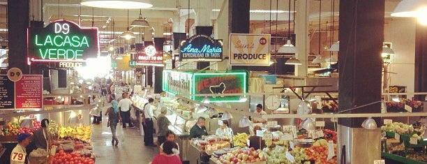 Grand Central Market is one of SoCal Shops, Art, Attractions.