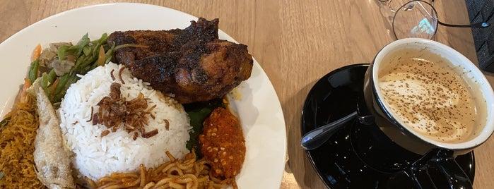 D'timer Cafe Damansara is one of Posti salvati di Azaruddin Azral.