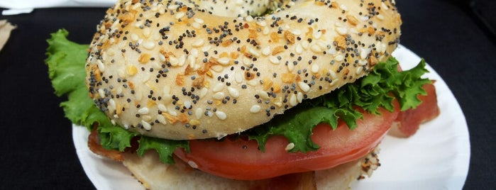 Bodo's Bagels is one of Charlottesville Glory!.