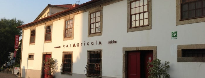 Casa Agrícola is one of Locais salvos de Fabio.
