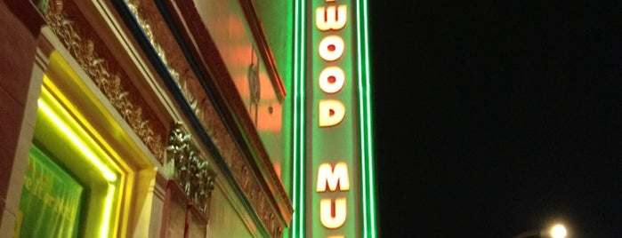 The Hollywood Museum is one of West Coast Sites.