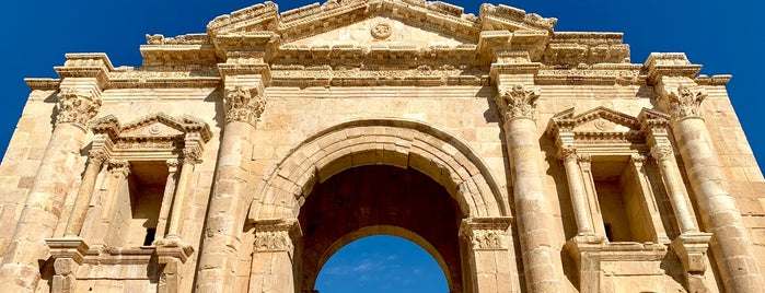 Hadrian's Arch is one of Posti che sono piaciuti a Dirk.