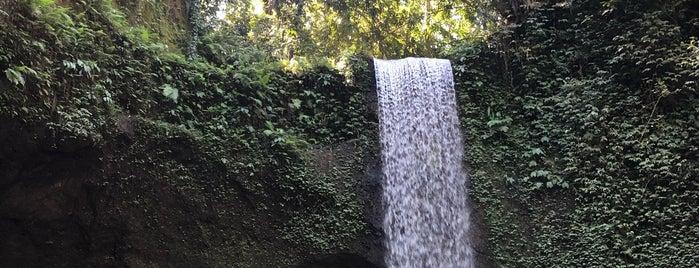 Tibumana Waterfal is one of Bali.