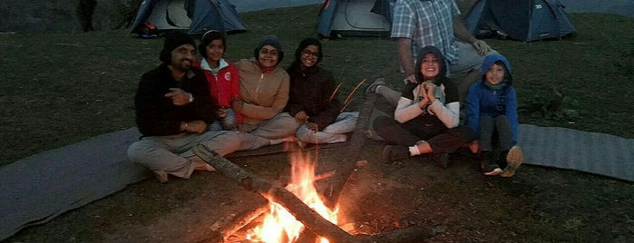 Shoja Himalayan Camp, Himachal Pradesh India is one of India North.
